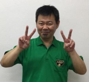 ☆連盟大会800シリーズ達成者・連盟通算75号 森 隆 選手(一宮支部・NGY)